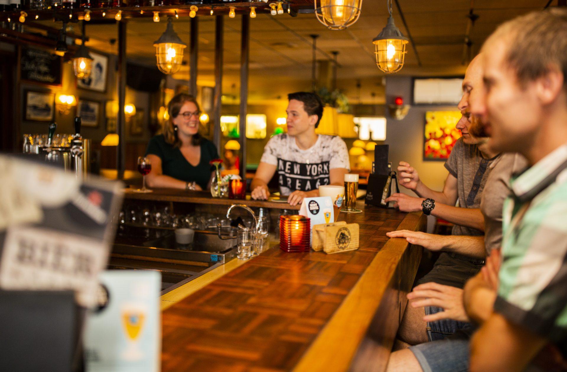 Groepen Café