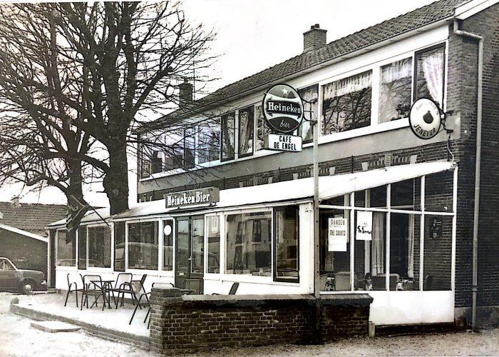 Hotel restaurant De Engel Lisse